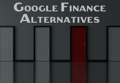 What are some alternatives to Google Finance?