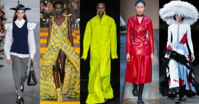 The Best Paris Fashion Week Runway Looks Fall 2019