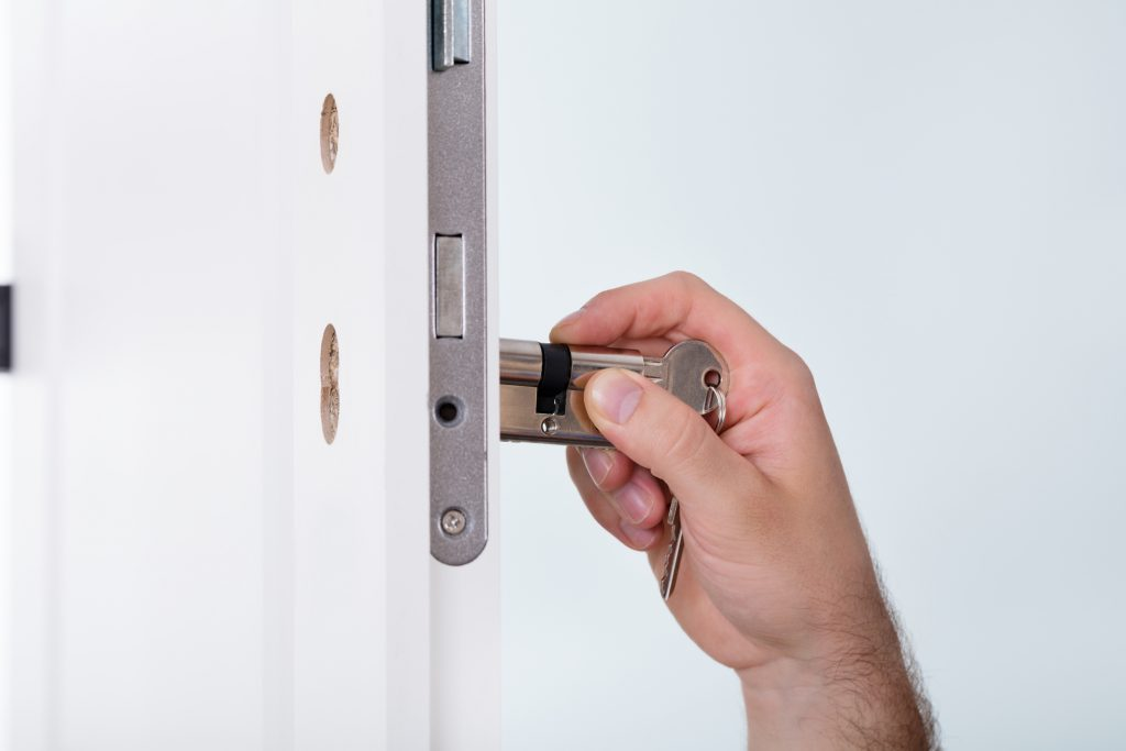 Why do we need the locksmith?