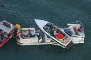 Get compensation of boat accident due to Mold Damage in boat